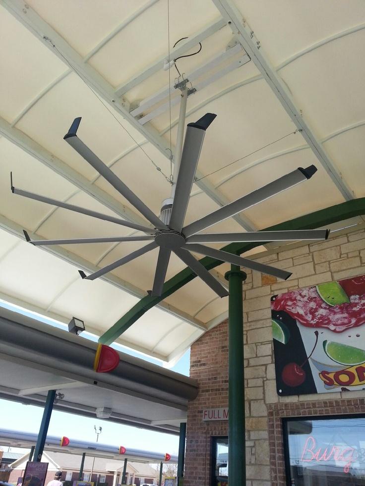 huge ceiling fans photo - 5