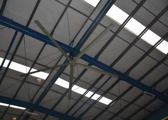 huge ceiling fans photo - 8