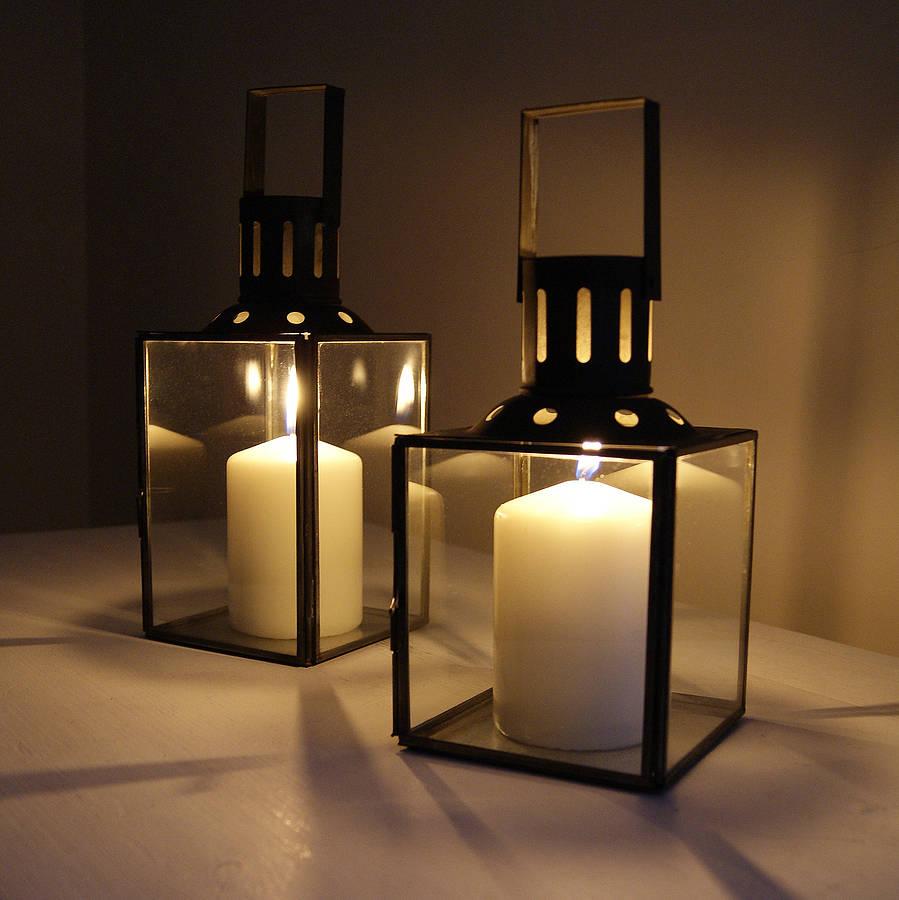 hurricane lamp glass photo - 5
