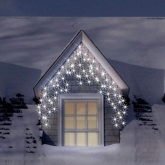 icicle christmas lights outdoor photo - 1