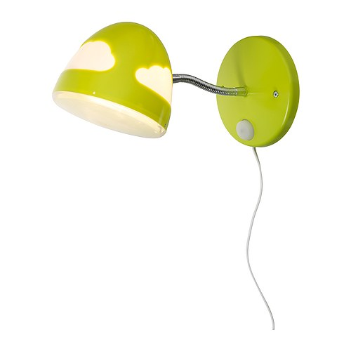 ikea childrens wall lights photo - 5