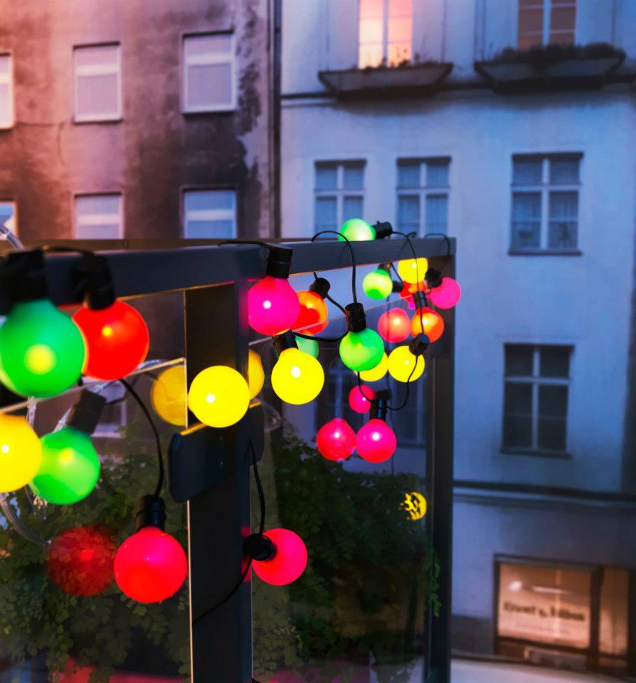 ikea outdoor lights photo - 2