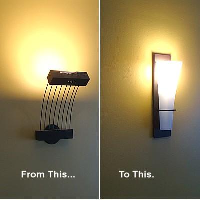 Ikea Wall Mounted Lights Photo 1
