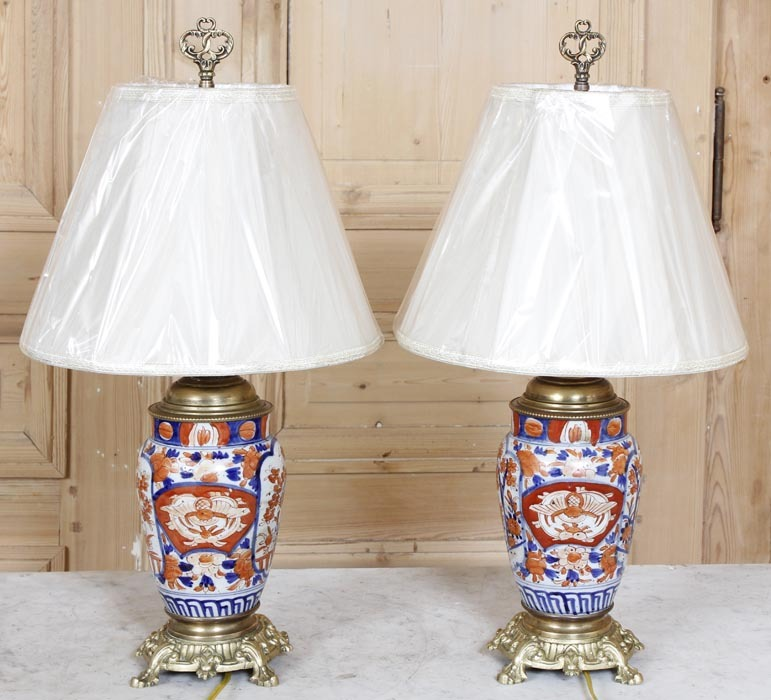 imari lamps photo - 5