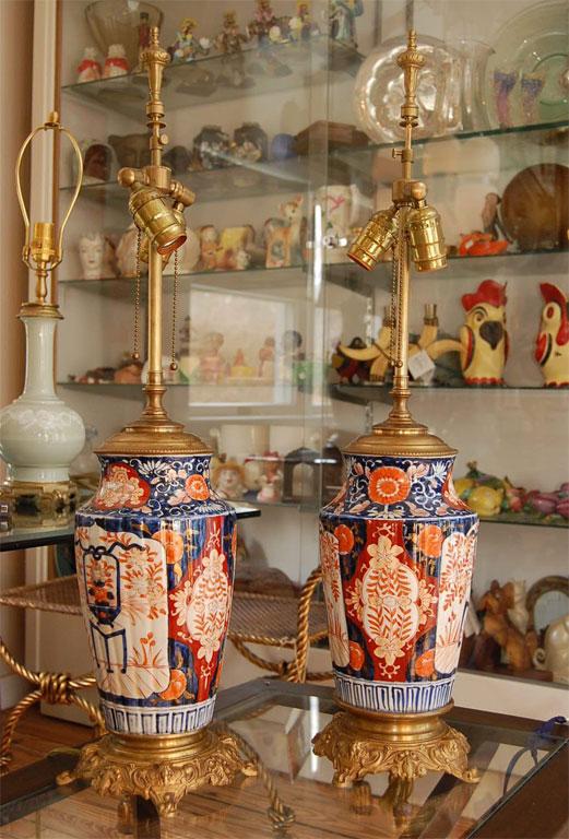 imari lamps photo - 8
