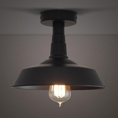 industrial ceiling lights photo - 10