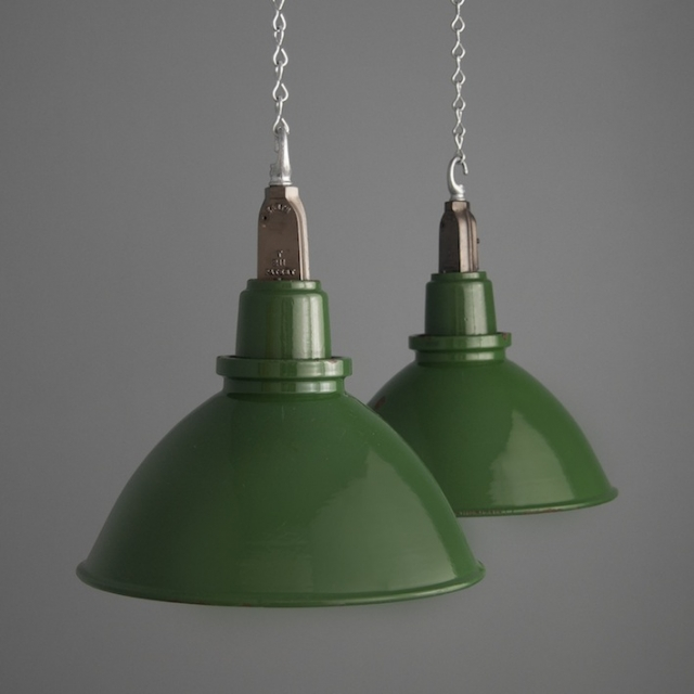 industrial ceiling lights photo - 3