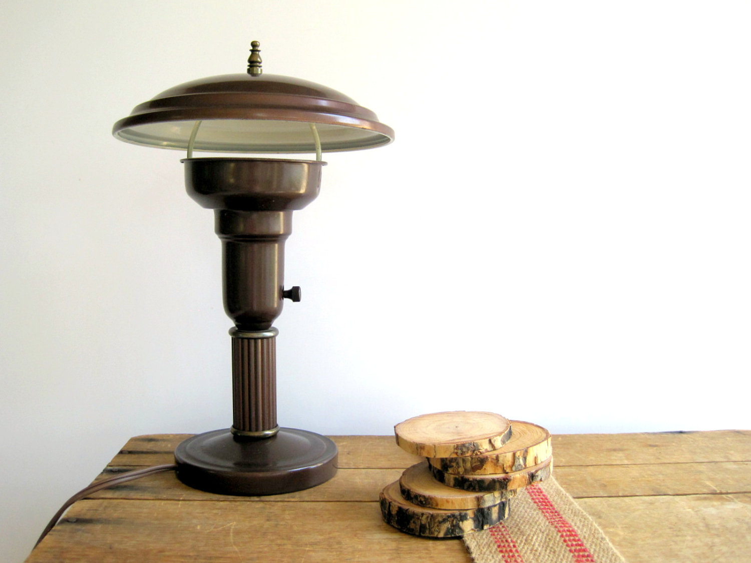 Vintage Industrial Table Lamp Wwwimgkidcom The Image