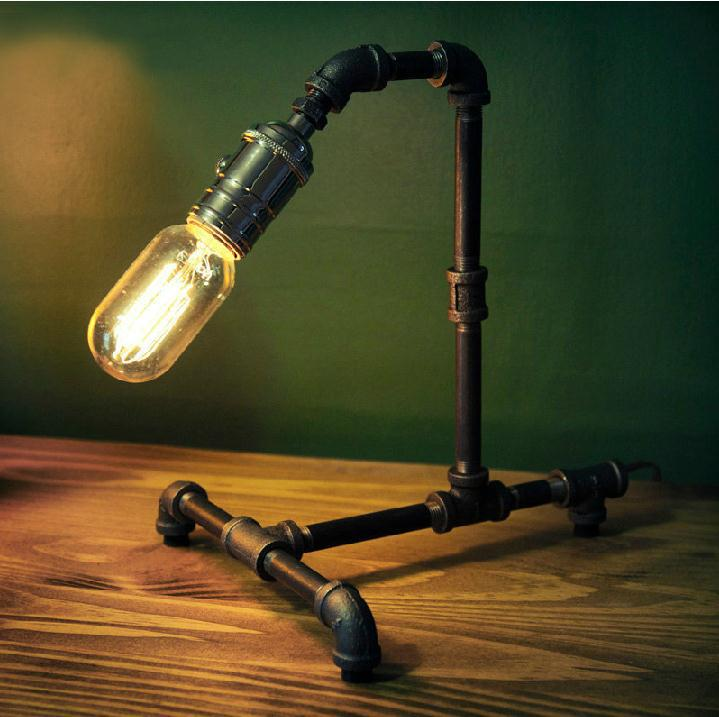 industrial desk lamps photo - 7