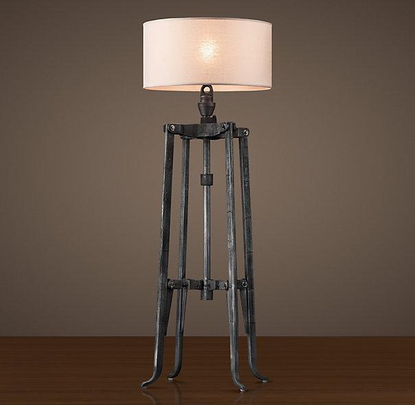 industrial floor lamps photo - 10