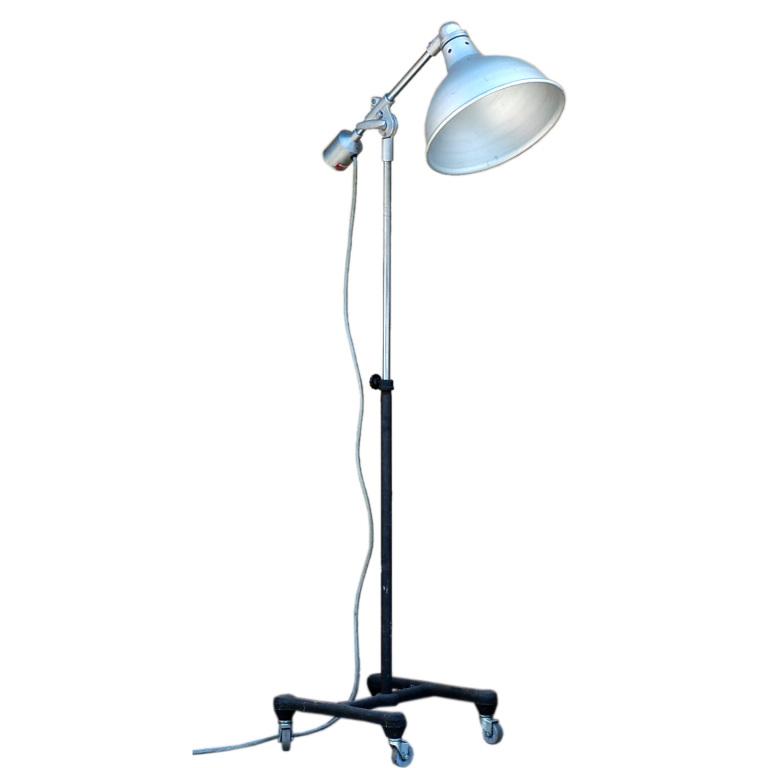industrial floor lamps photo - 3