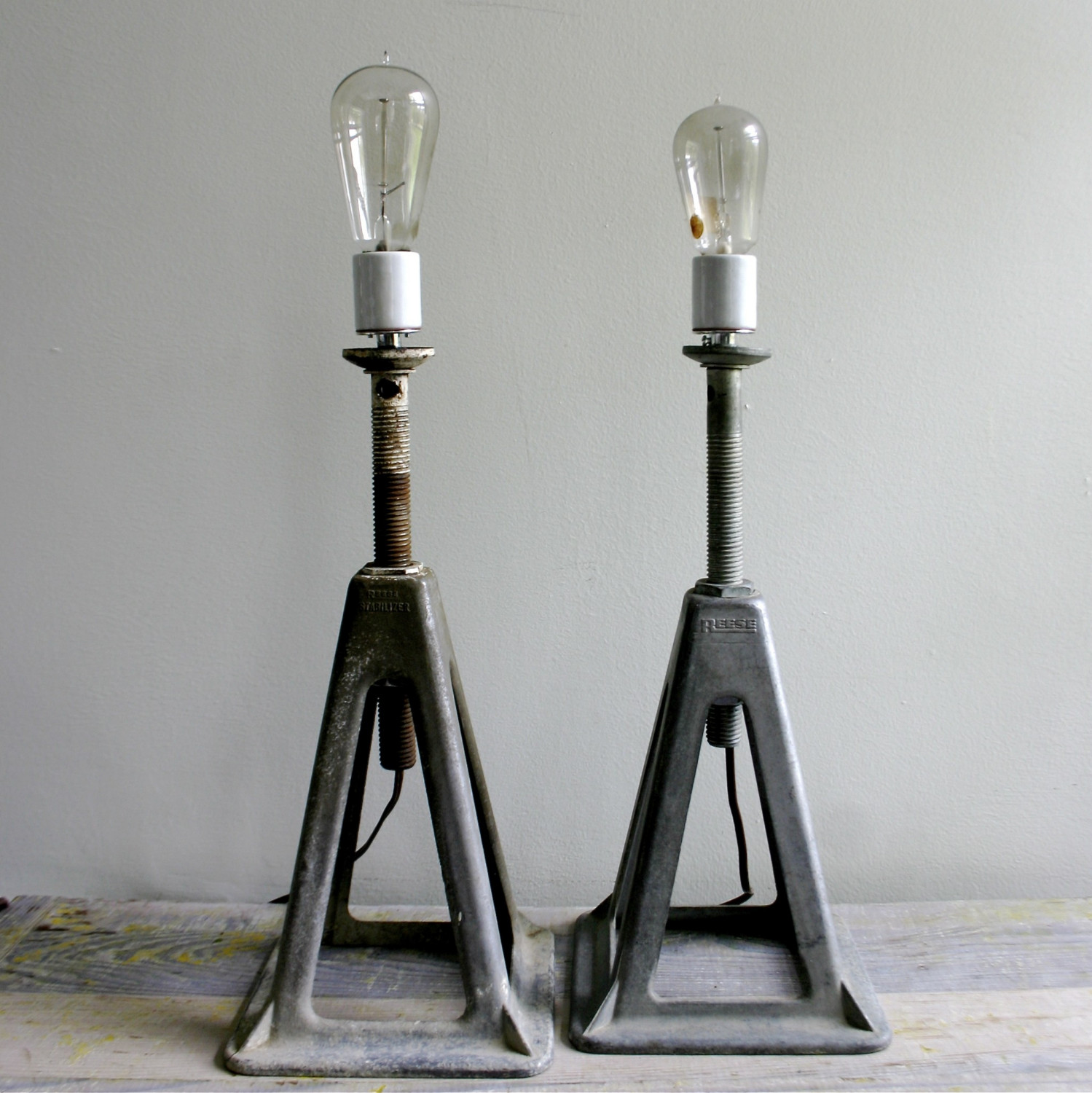 industrial lamps photo - 1
