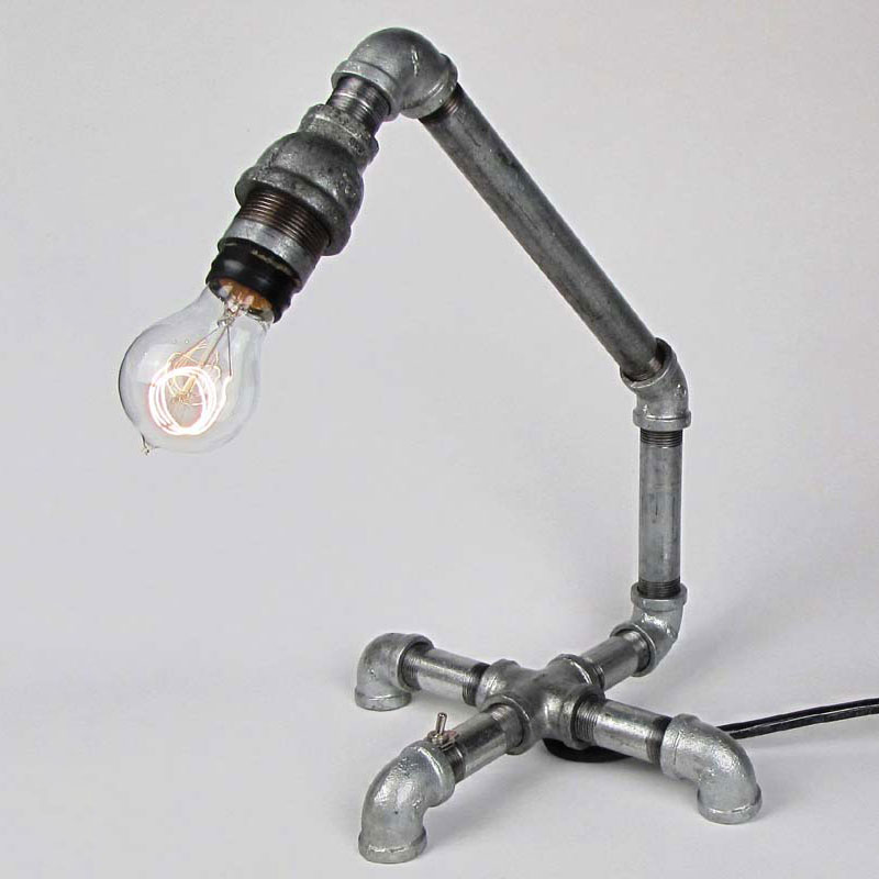 industrial lamps photo - 4