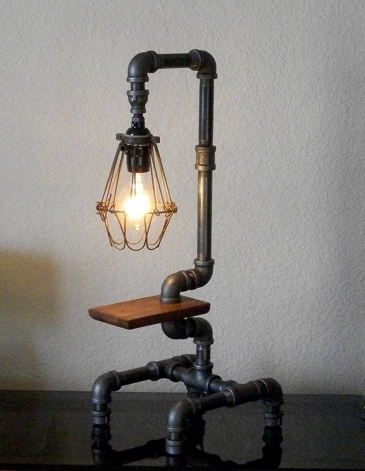 industrial lamps photo - 8