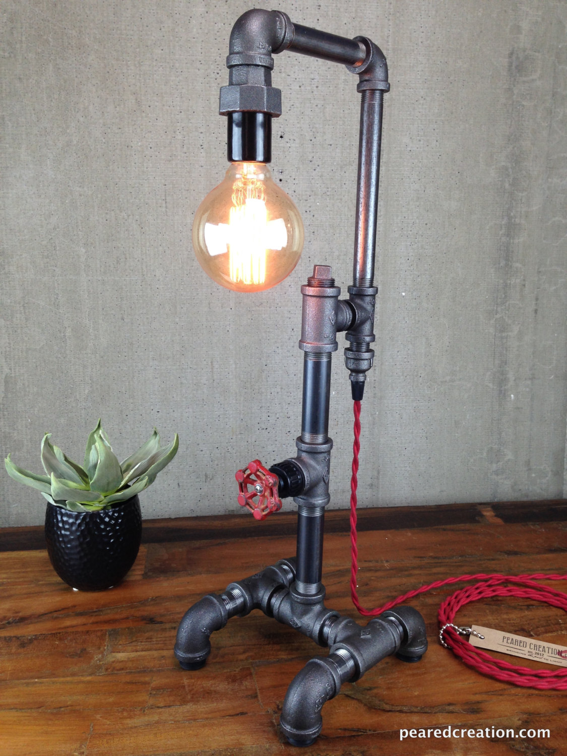 industrial lamps photo - 9