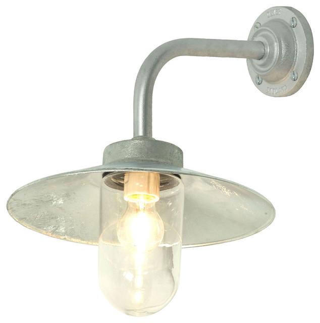 industrial outdoor lights photo - 1