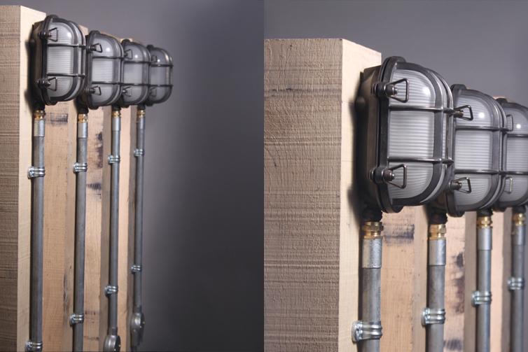 industrial outdoor lights photo - 3