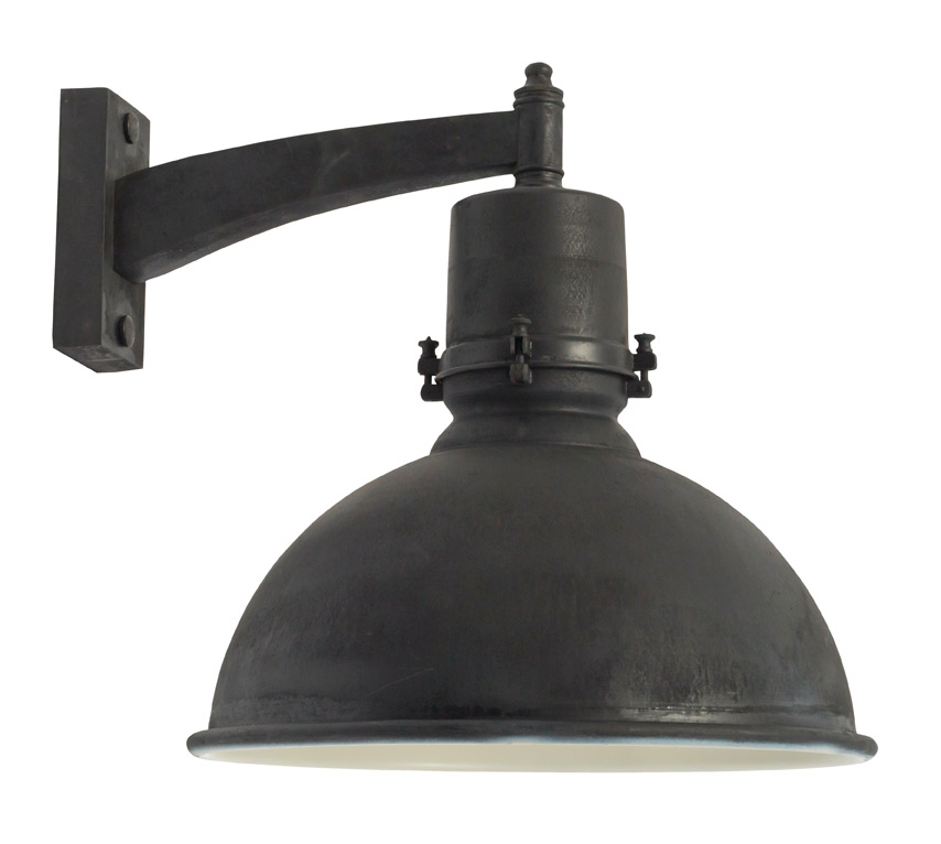 industrial outdoor wall light photo - 8