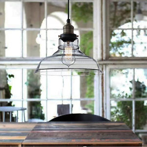 industrial pendant lamp photo - 6