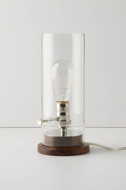 industrial style table lamps photo - 6