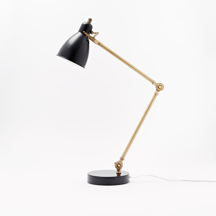 industrial task lamp photo - 10