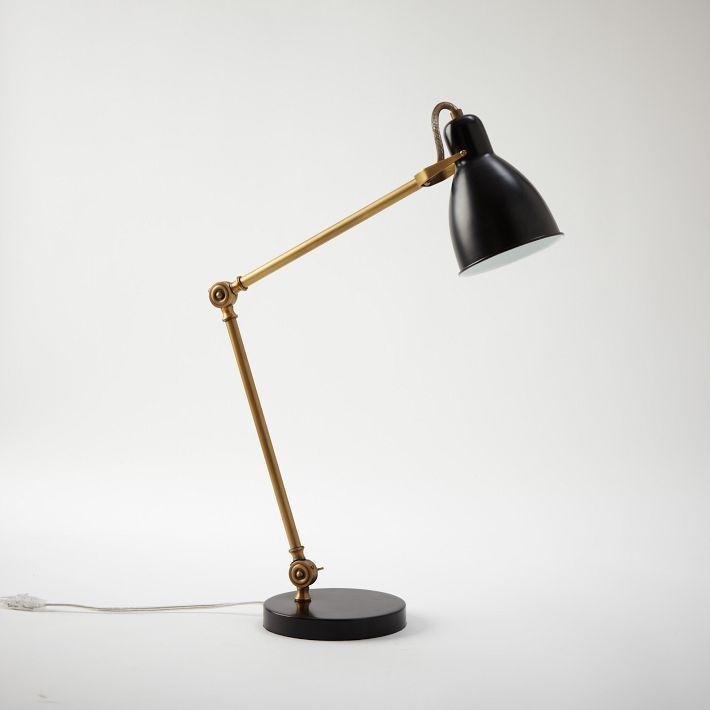 industrial task lamp photo - 4