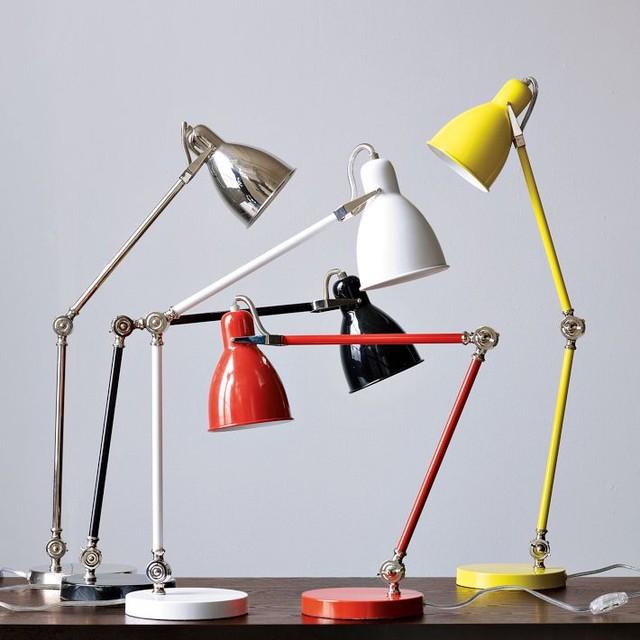 industrial task lamp photo - 5