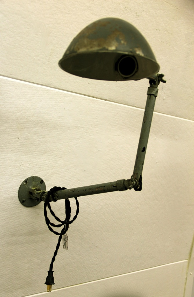 industrial wall lamp photo - 6