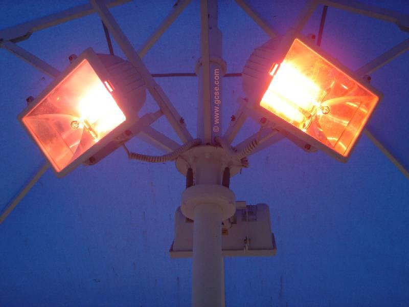infrared heat lamps photo - 2
