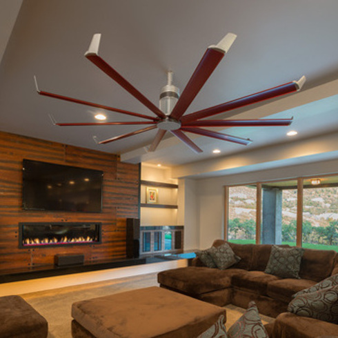 isis ceiling fan photo - 2