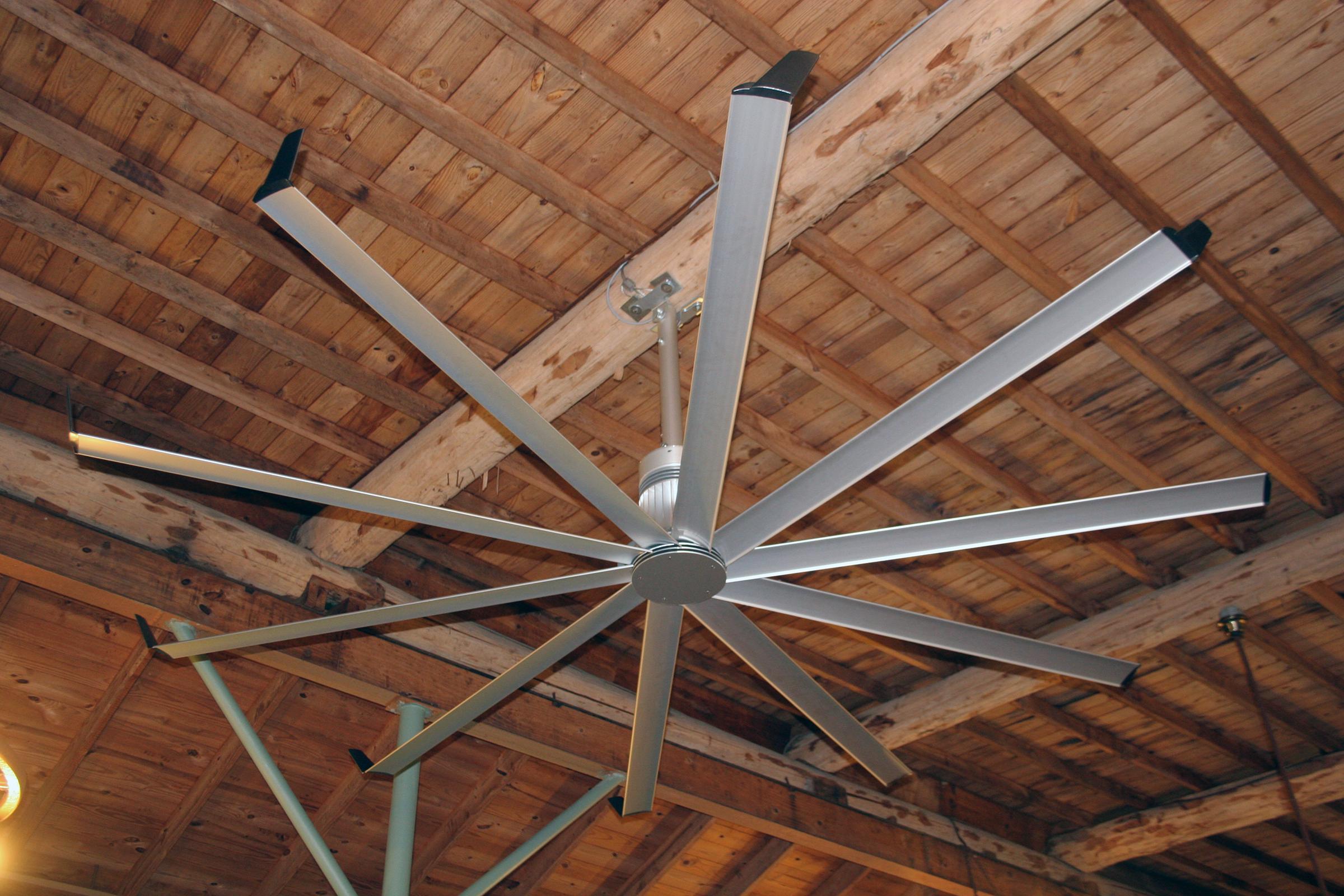 isis ceiling fan photo - 4