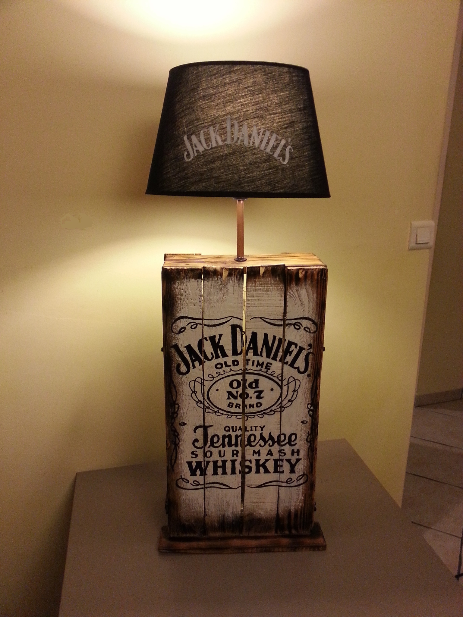 Discovering How To Make A Jack Daniels Lamp Warisan Lighting