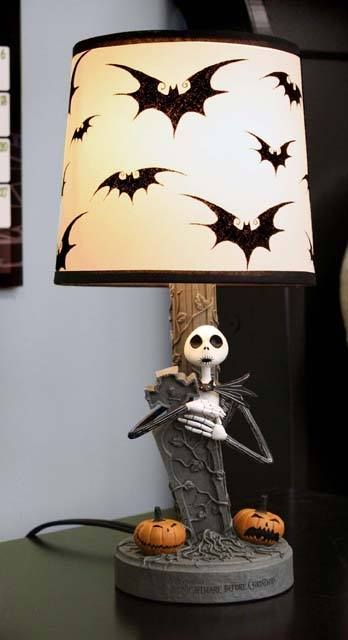 jack skellington lamp photo - 6