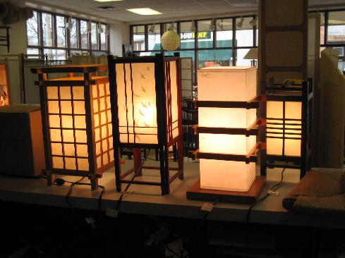 japanese lamps photo - 1