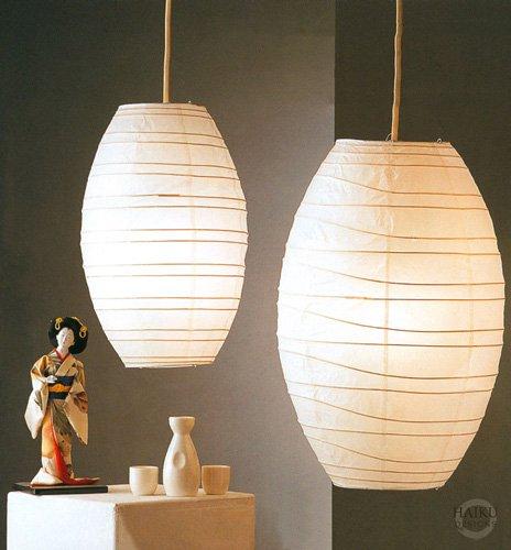 japanese lantern lamp photo - 10