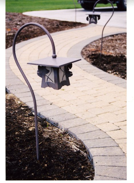 japanese outdoor lighting photo - 10