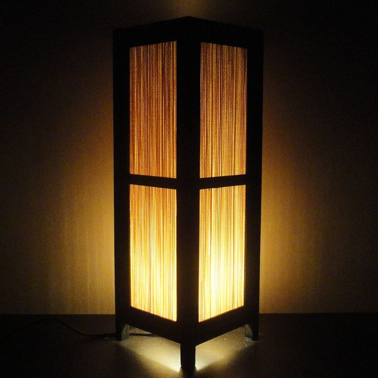 japanese paper lamps photo - 9