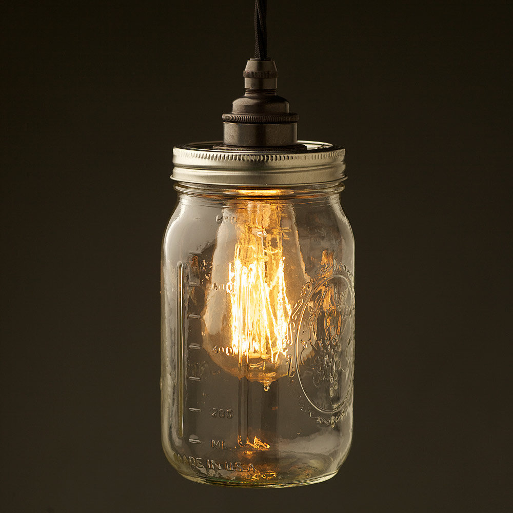 jar lamps photo - 1