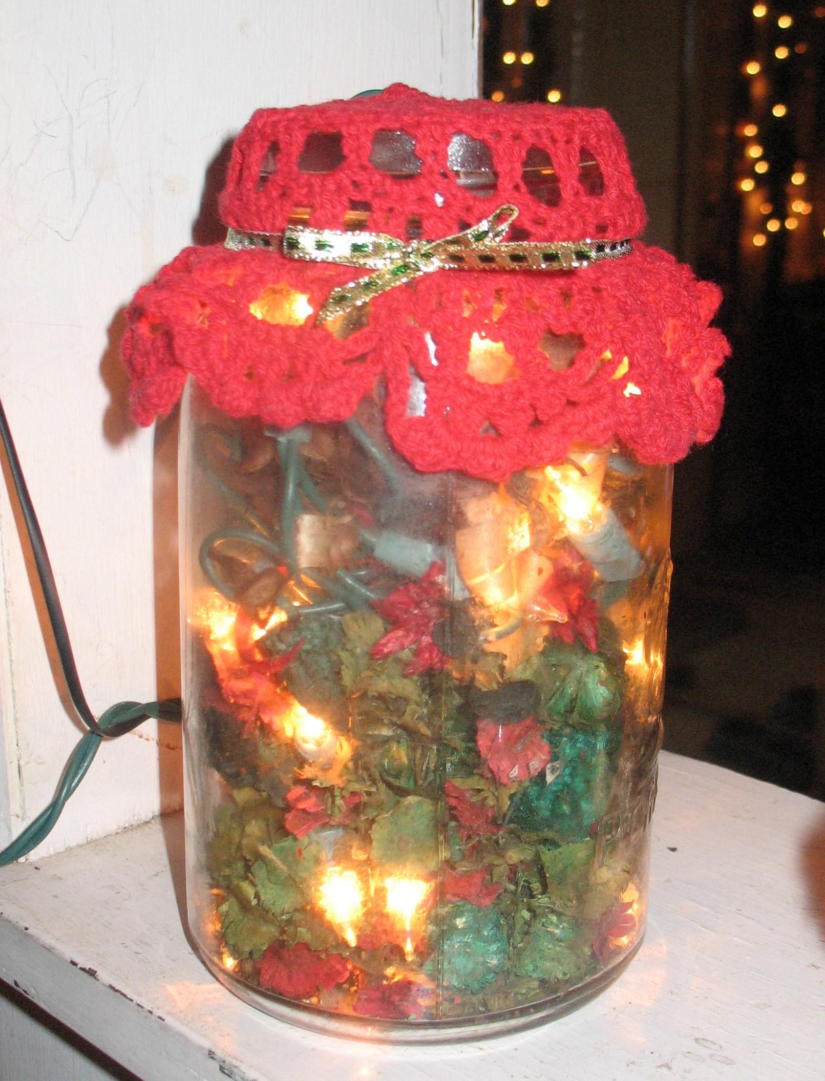 jar lamps photo - 10