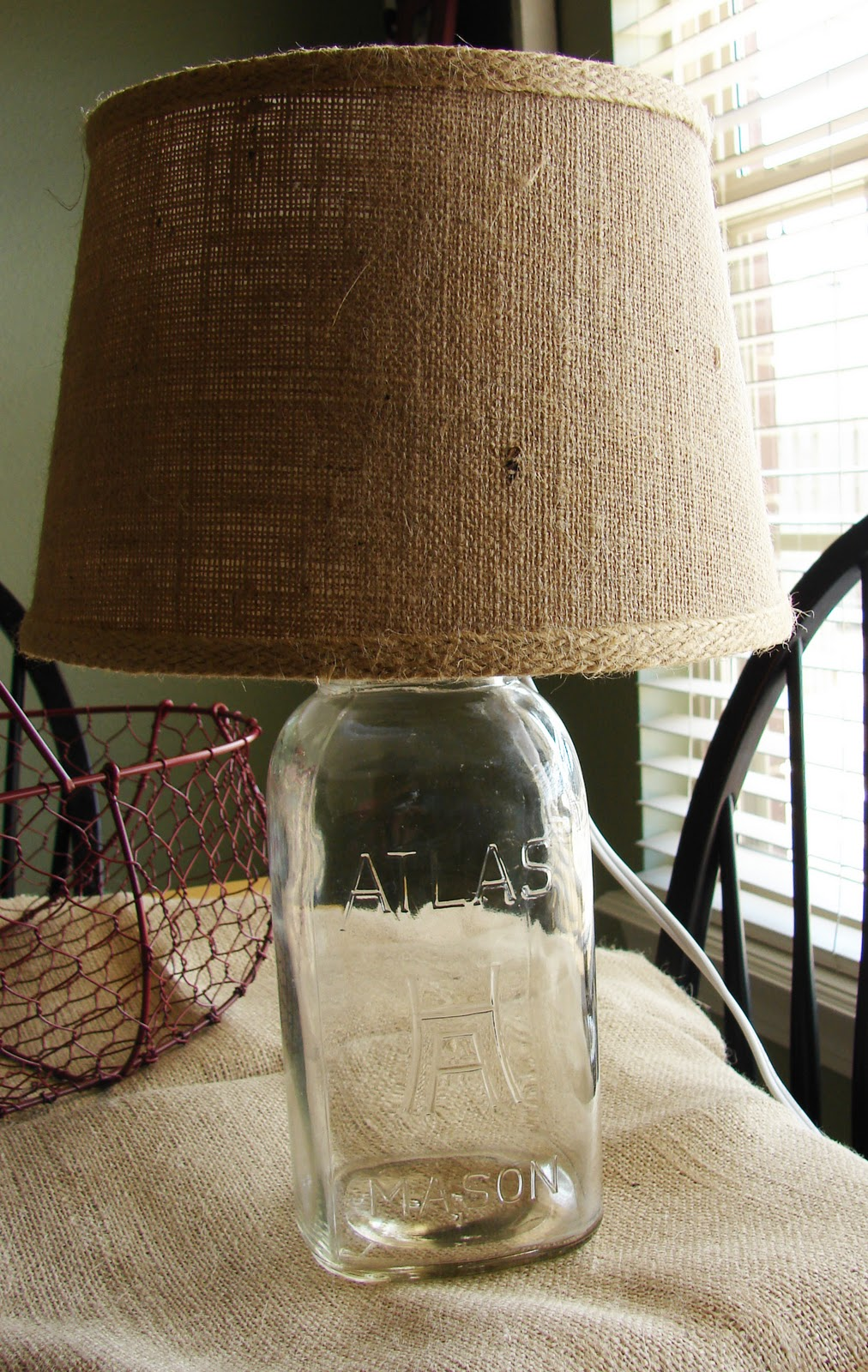 jar lamps photo - 5