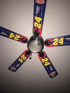 jeff gordon ceiling fan photo - 2