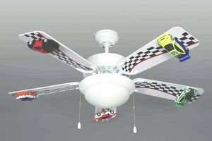 jeff gordon ceiling fan photo - 5