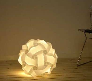 jigsaw puzzle lamp photo - 7