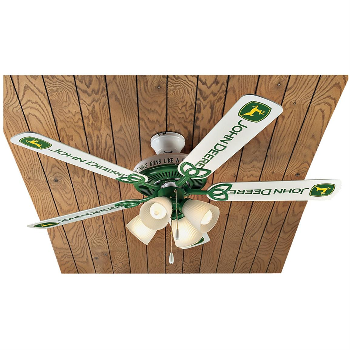 john deere ceiling fan photo - 3