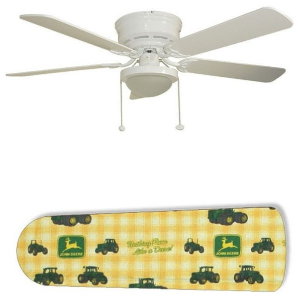 john deere ceiling fan photo - 6