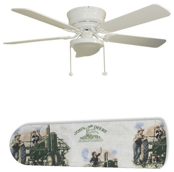 john deere ceiling fan photo - 7