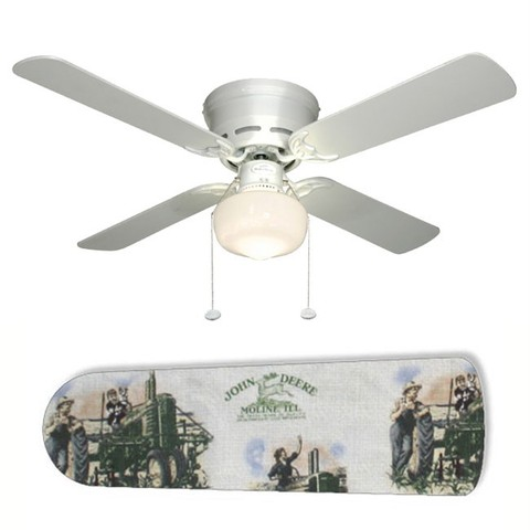 john deere ceiling fan photo - 9