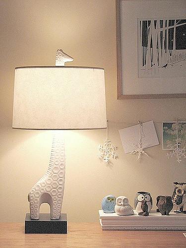 jonathan adler giraffe lamp photo - 3