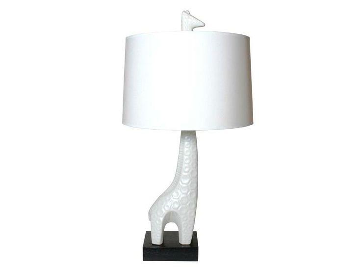 jonathan adler giraffe lamp photo - 7