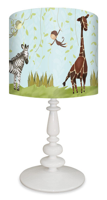 jungle lamp photo - 1